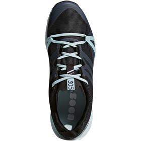adidas TERREX Agravic GTX Shoes Women Carbon/Grey Three/Ash Green